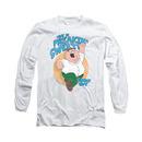 Family Guy Sweet White Long Sleeve T-Shirt
