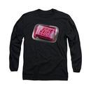 Fight Club Soap Black Long Sleeve T-Shirt