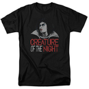 Rocky Horror Picture Show Creature Of The Night Tshirt