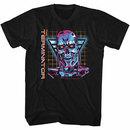 Terminator So Very 80S Black T-Shirt