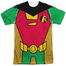 Robin Teen Titans Costume Tee