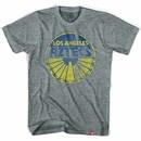 Los Angeles Aztecs Soccer Gray T-Shirt