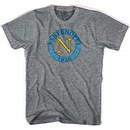 Napoli 1926 Soccer Gray T-Shirt