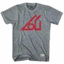 Atlanta Apollo Soccer Gray T-Shirt