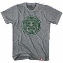 Mexico Mayan 1998 Soccer Gray T-Shirt