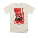Scarface Make Way For The Bad Guy Off White T-Shirt