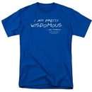 Friends Joey Wisdomous Tshirt