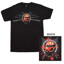 Five Finger Death Punch Samauri T-Shirt
