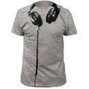 Impact Originals Headphones T-Shirt