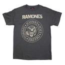 Ramones Distressed Crest T-Shirt