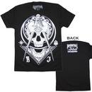 Steadfast Brand Not So Secret Society Tattoo Skull T-Shirt