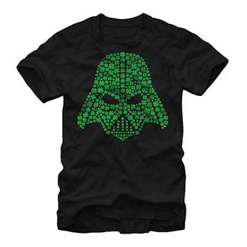 Star Wars Sith Out Of Luck Black T-Shirt