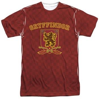Harry Potter Gryffindor Tshirt
