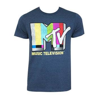 MTV Classic Logo Tee Shirt