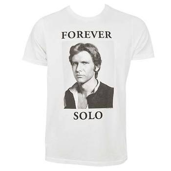 Star Wars Junk Food Forever Solo Han Solo Tshirt