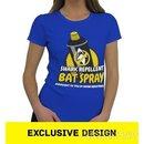 Shark Repellent Bat Spray Women's T-Shirt