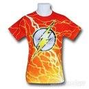Flash Lightning Symbol Sublimated T-Shirt