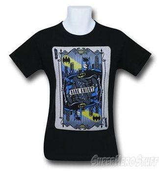 Batman Playing Card Men's T-Shirt