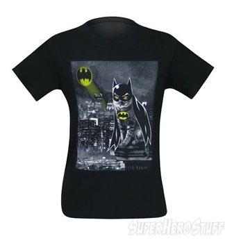 Batman Batcat The Dark Feline Men's T-Shirt
