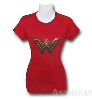 Wonder Woman Movie Symbol Women's T-Shirt