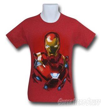 Captain America Civil War Iron Man Defector T-Shirt