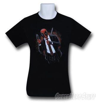 Deadpool Class Assassin 30 Single T-Shirt