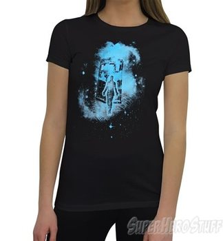 Dr. Who Time Traveler Women's T-Shirt