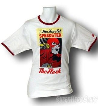 Flash Scarlet Speedster Red Ringer