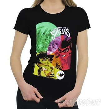 Gotham City Sirens #1 Strange Fruit Women's T-Shirt