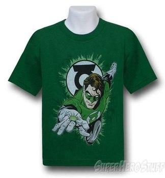 Green Lantern Kids Ring First T-Shirt