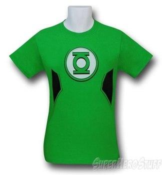 Green Lantern New 52 Costume
