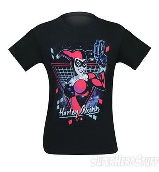 Harley Quinn 80's Pop Men's T-Shirt