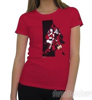 Harley Quinn Back to Back Women's T-Shirt