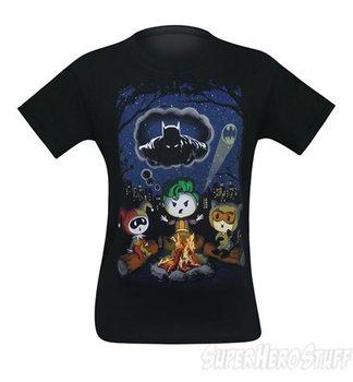 Joker's Batman Campfire Story Men's T-Shirt