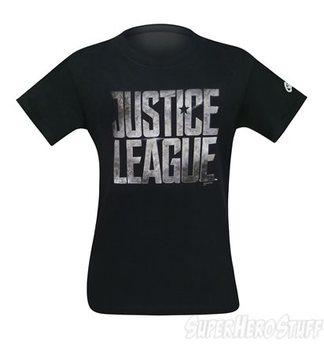 Justice League Movie Logo Men's T-Shirt