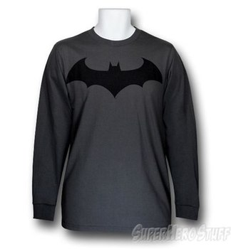 Batman Hush Symbol Long Sleeve T-Shirt