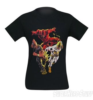 Luke Cage and the Defenders Men's T-Shirt