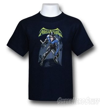 Nightwing Kids Eskrima T-Shirt