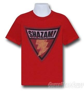 Shazam Kids Brave & Bold T-Shirt