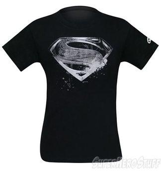 Superman Justice League Movie Symbol Men's T-Shirt