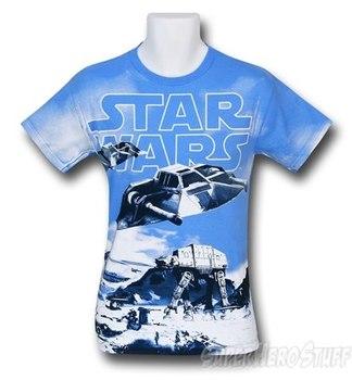 Star Wars Snow Drift