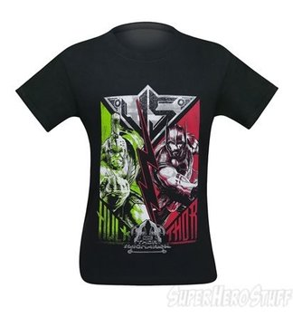 Thor Ragnarok Vs Hulk Youth T-Shirt