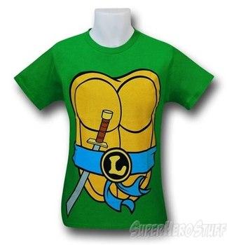 TMNT Leonardo Costume T-Shirt