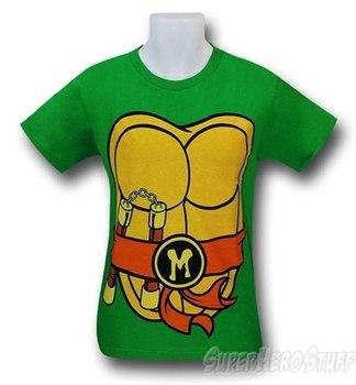 TMNT Michelangelo Costume T-Shirt