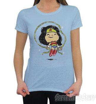 Funko Wonder Woman Super Cute Women's T-Shirt