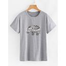 Ornate Elephant Print Tshirt