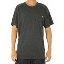Billabong Essential Pocket T Shirt in Black Heather