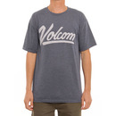 Volcom Seeker T Shirt in Navy
