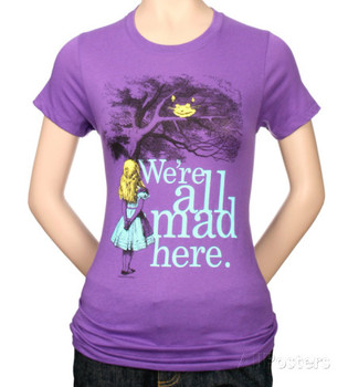 Alice in Wonderland - We're all Mad Here