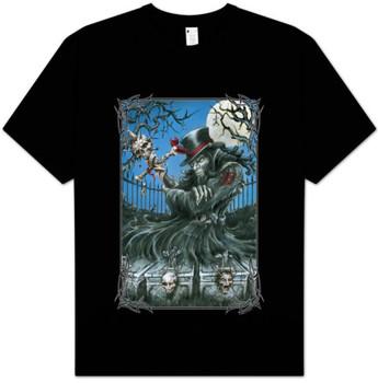 Lethal Threat - Graveyard Zombie Tshirt
